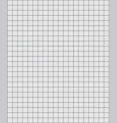 graph paper coordinate paper grid paper squared vector image vector image