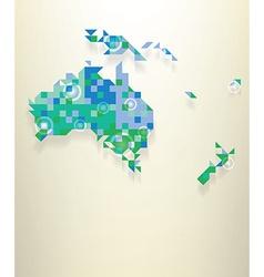 Oceania vector