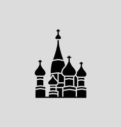 Saint Basil s Cathedra vector image