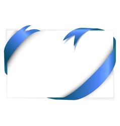 corner arrow vector image vector image