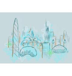 Chicago vector