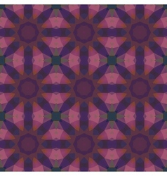 Kaleidoscope abstract colorful pattern vector