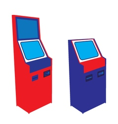 Payment Terminals A vector