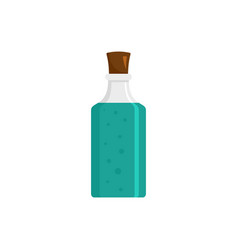Potion icon flat style vector