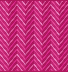 Zig zag pink seamless pattern vector