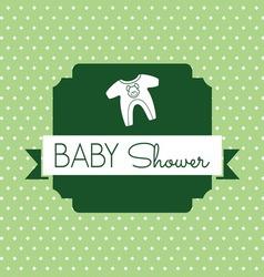 bebi shower2 resize vector image