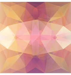 Colorful abstract symmetry background vector image