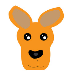 avatar of kangaroo vector image