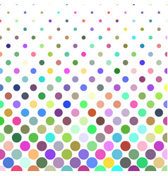 Abstract circle pattern background - graphic from vector