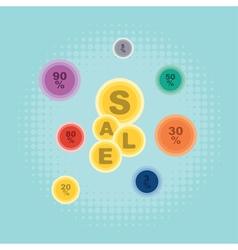 Sale banner design6 vector