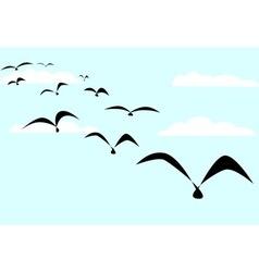 The Birds vector