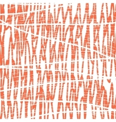 Hand drawn uneven scribble and irregular lines vector image vector image