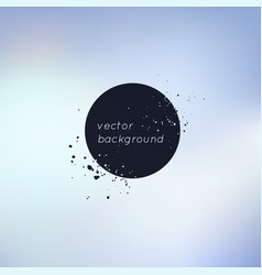 abstract blur background with place for text and vector image