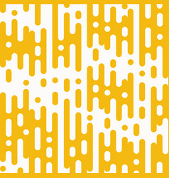 abstract of yellow stripe line pattern background vector image