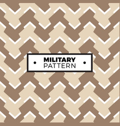 camouflage seamless pattern with geometric vector image