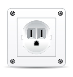american electric vector image
