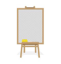 cartoon school blackboards vector image