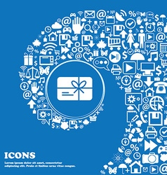 Certificate icon sign nice set of beautiful icons vector