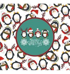 Merry Christmas 2016 vector