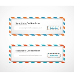 Subscribe Forms vector