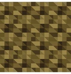 khaki pixels vector image vector image