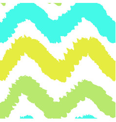 Bright colours chevron background vector