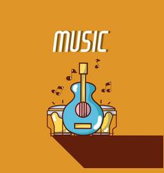 Imprimir music instrument vector