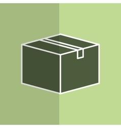 Delivery icon design vector image