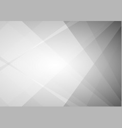 Geometric gray color abstract background modern vector