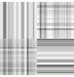 Set of gray samples vector image