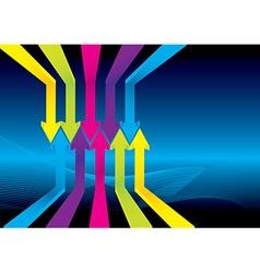 Abstract Background 086 vector image vector image