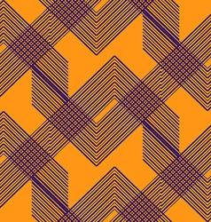 Geo pattern9 vector image