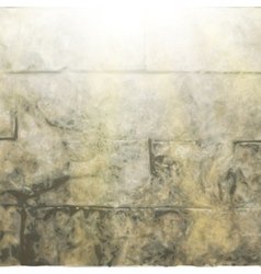 Abstract stone background blurry light effects vector