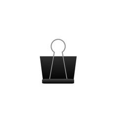 binder clip vector image