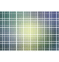 Yellow purple grey square mosaic background over vector