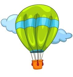 cartoon balloon vector image