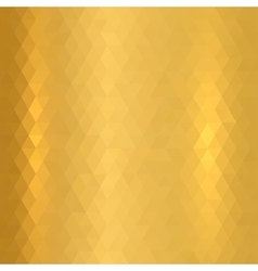 Gold metallic texture vector