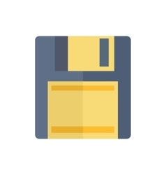 Floppy disk magnetic computer data storage support vector
