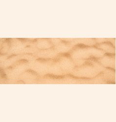 Sand on beach top view long blurred vector