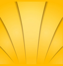 Abstract yellow and goldy background vector image