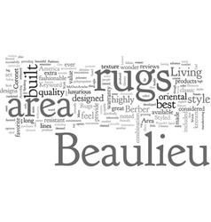 Beaulieu area rugs vector