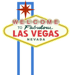 Las Vegas Sign vector