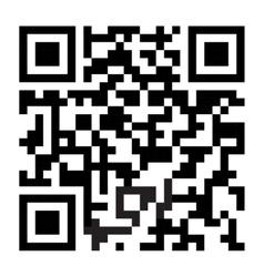 QR code silhouette vector