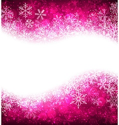 Christmas magenta abstract background vector