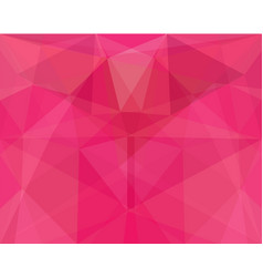 colorful mosaic geometric abstract background vector image