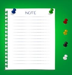 Noteclip5 vector