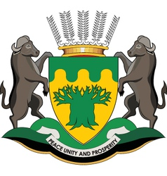 Limpopo Province vector image