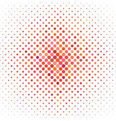 Colored dot pattern - geometric graphic design vector