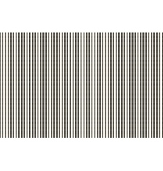 Pattern of the black dashed vertical stripes vector