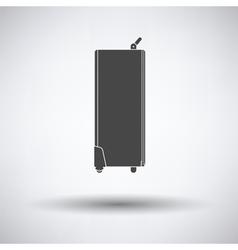 Icon of studio photo light bag vector image vector image